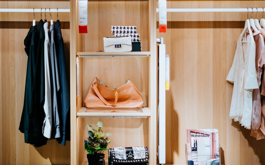 5 Items That Can Help Increase Closet Storage Space