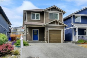 6986 Wright Rd, Sooke, V9Z 1M5, 3 Bedrooms Bedrooms, ,2 BathroomsBathrooms,Duplex,Residential,Wright Rd,1624